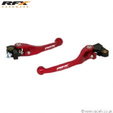 RFX Pro Series CNC Flexible Clutch & Brake Lever Set Honda CRF 250/450 R 07-11